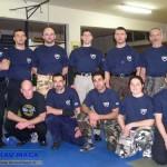 1° corso istruttori krav maga 2002
